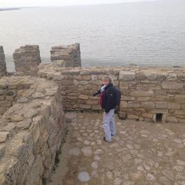 bilhorod fortress estuary