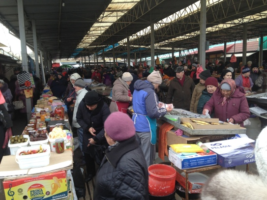 Bilhorod Market 10