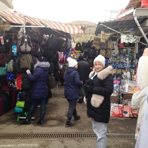 Bilhorod Market 4